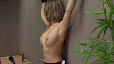 Nici Dee has her tits punished rough (Dee Tits)